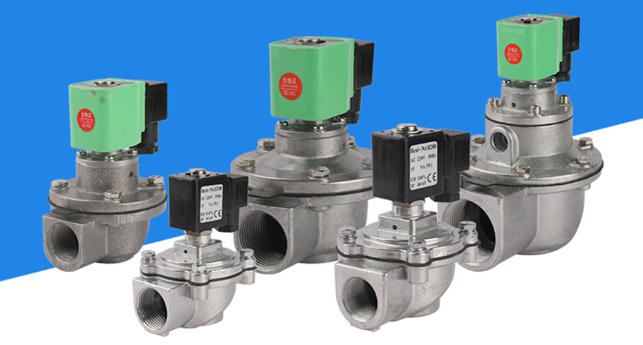 Air Dust clean solenoid valve
